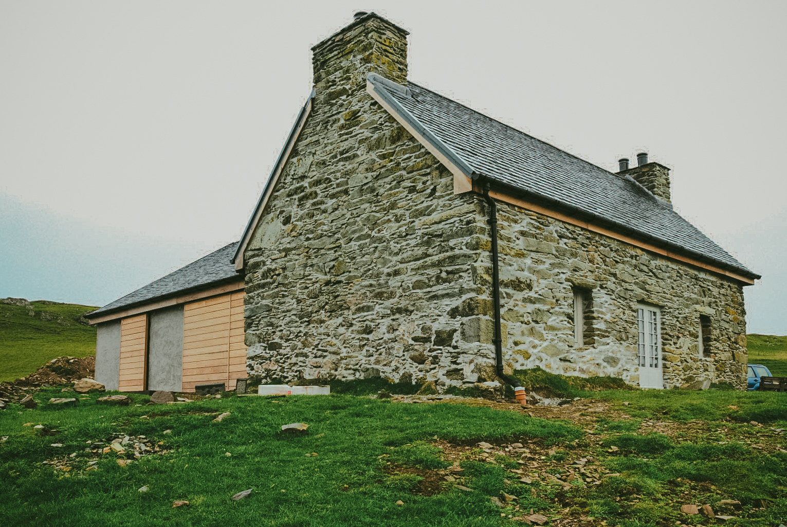 Fetlar cottage